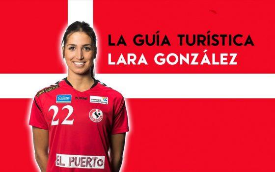 EL GUÍA TURÍSTICO: Lara González