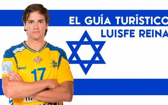 EL GUÍA TURÍSTICO: Luis Felipe Reina