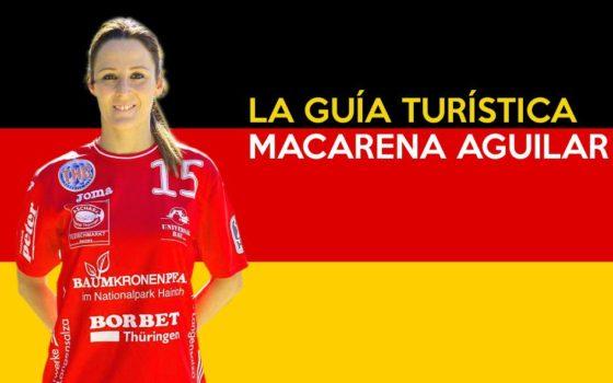 EL GUIA TURÍSTICO: Macarena Aguilar