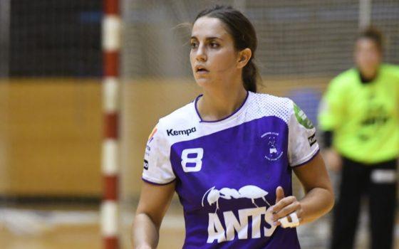 Carmen Campos ficha por el Mecália Atlético Guardés