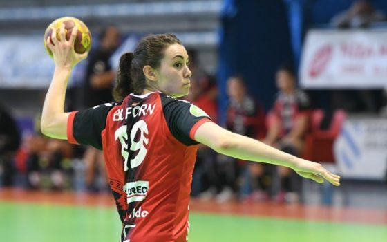 Paulina Buforn ficha por el Mecália Atlético Guardés