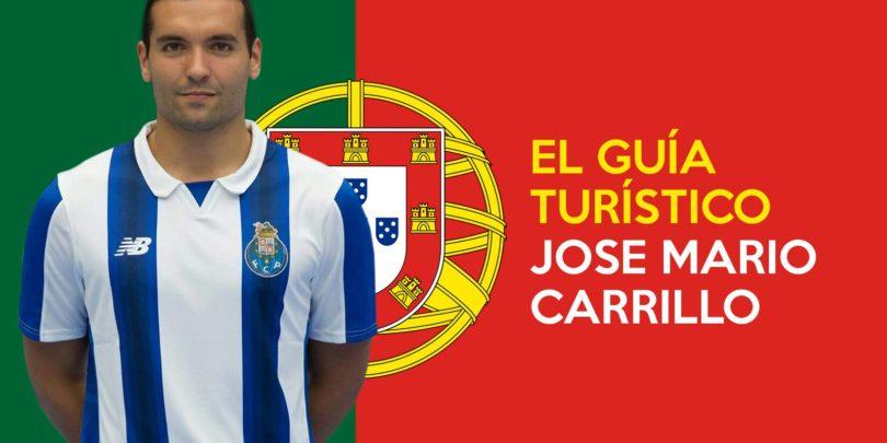 EL GUÍA TURÍSTICO: José Mario Carrillo