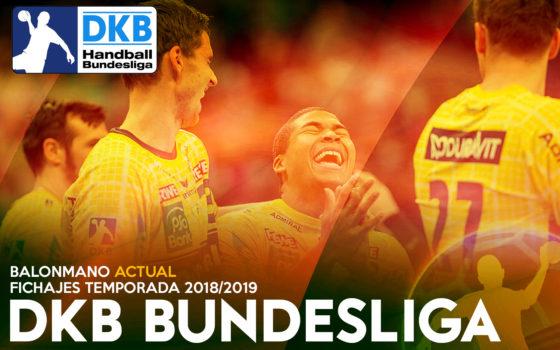 Mercado de fichajes I DKB Bundesliga