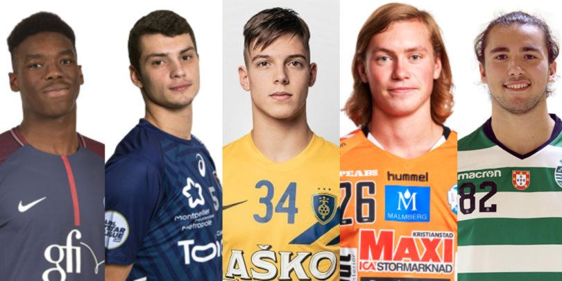 Jóvenes a seguir en la EHF Champions League
