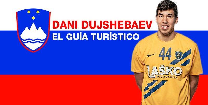 EL GUÍA TURÍSTICO: Dani Dujshebaev