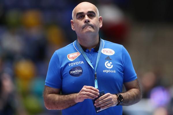 El líder del Pick Szeged