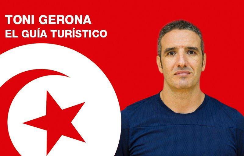 EL GUIA TURÍSTICO: Toni Gerona