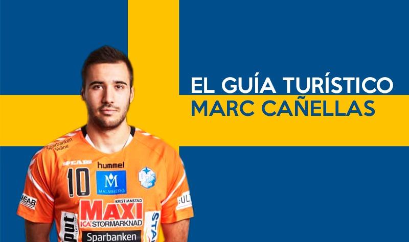 EL GUÍA TURÍSTICO: Marc Cañellas