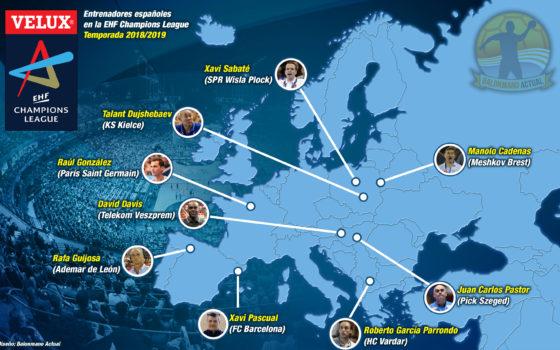 La táctica española conquista la Champions League