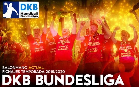 Mercado de fichajes I DKB Bundesliga 19/20