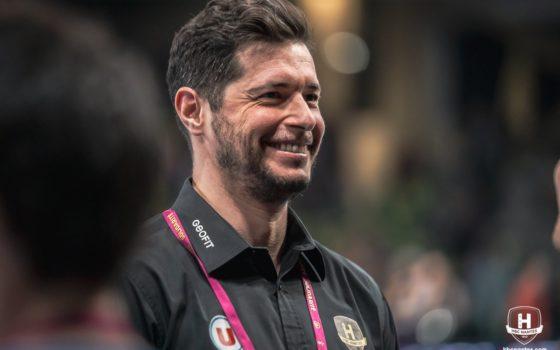 Alberto Entrerrios: «Dentro de unos años me gustaría volver a España»