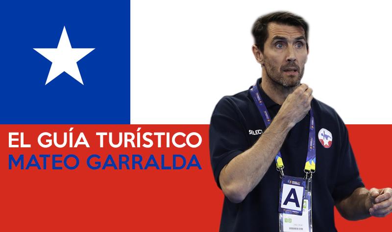 EL GUÍA TURÍSTICO: Mateo Garralda