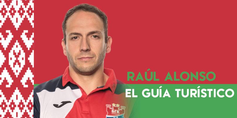EL GUÍA TURÍSTICO: Raúl Alonso