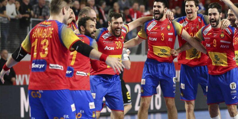 Lista preliminar de los #Hispanos para el EHF Euro 2020