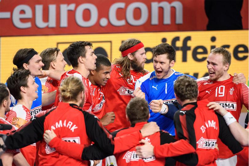 Convocatorias EHF Euro 2020