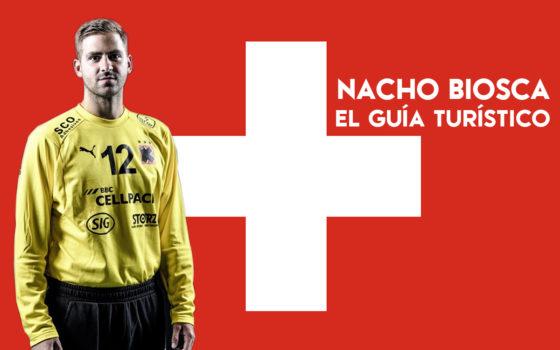 EL GUÍA TURÍSTICO: Nacho Biosca