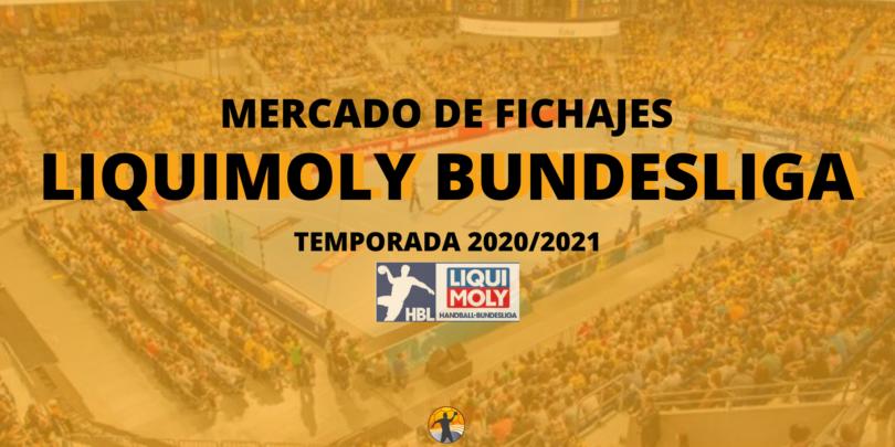 Mercado de fichajes I LiquiMoly Bundesliga 20/21