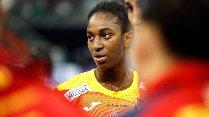 Shandy Barbosa: «Transmitiré al equipo todo el ánimo y la fuerza del mundo»