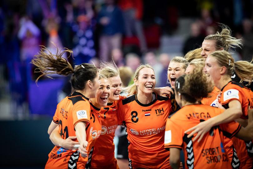 Convocatorias EHF Euro 2020 femenino