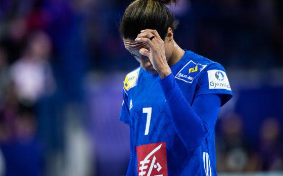 Estrellas ausentes en el EHF Euro 2020 femenino