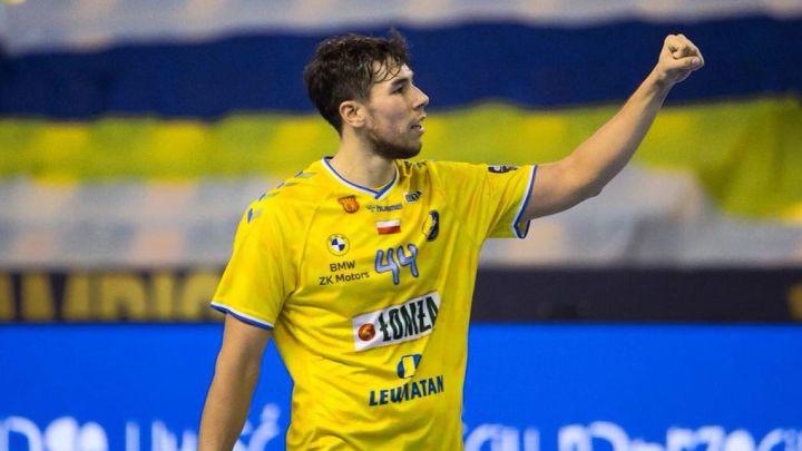 Dani Dujshebaev: «Trabajo para que el mejor momento sea el que está por llegar»
