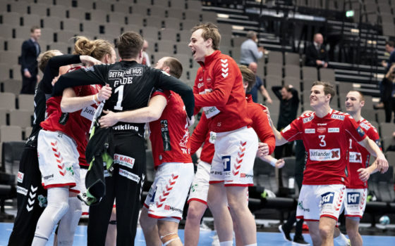 Análisis EHF Final4: Aalborg HB