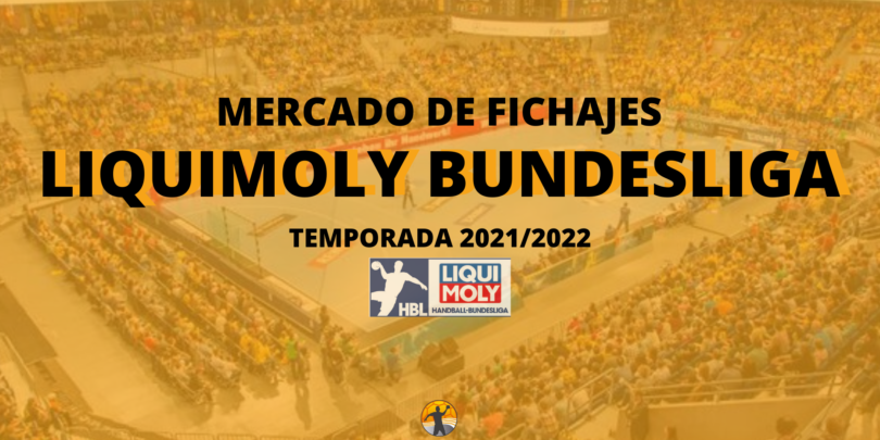 Mercado de fichajes I LiquiMoly Bundesliga 21/22